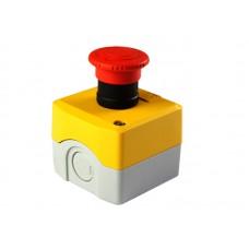 Remote Extinguishant Hold Switch