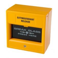 Remote Extinguishant Release Switch